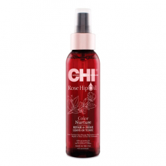Тоник для волос с маслом шиповника CHI Rose Hip Oil Color Nurture