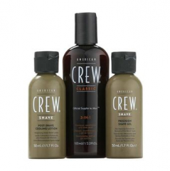 Набор American Crew Travel Grooming Kit