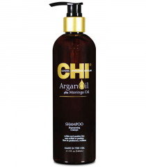 Шампунь с экстрактом масла Арганы и дерева Моринга CHI Argan Oil